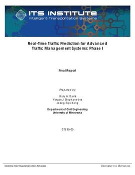 advanced traffic management system pdf
