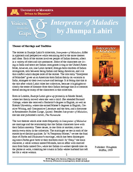 review of interpreter of maladies thumbnail