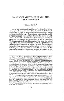 Federalist paper 39 pdf