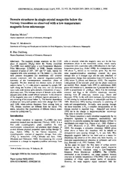 geophysical research letters recently added 21941 | Moloni et al 1996 Geophysical Research Letters.pdf