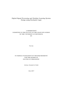 Thesis on dsp download objective on a resume for a receptionist