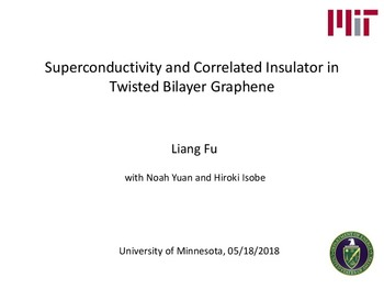 Superconductivity and Correlated Insulator in Twisted Bilayer