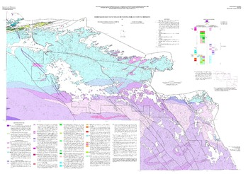 M 125 bedrock geologic map of voyageurs national park and vicinity thumbnail gumiabroncs Choice Image